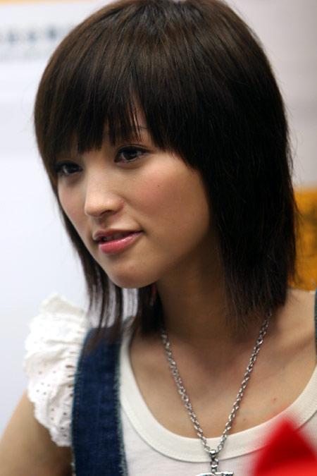 """金莎做客搜狐 最苦恼被别人称做""""小林志玲"""""""