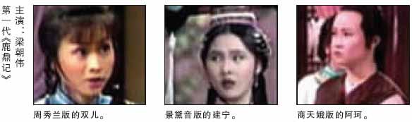 黄晓明有望演韦小宝 李冰冰范冰冰入选7美(图)