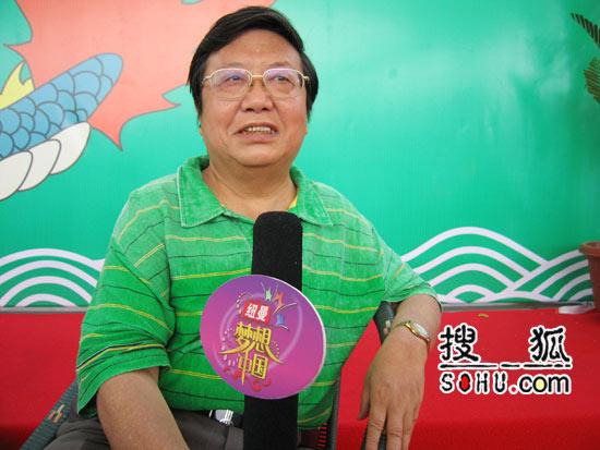 绿卡选手划龙舟竞技 魏明伦盛赞《梦想中国》