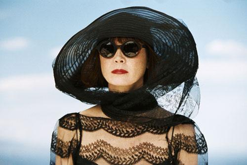 第9届上海电影节参赛影片《黑衣女人的香气》