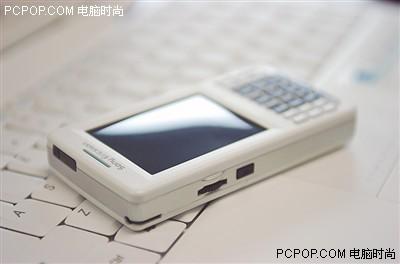 超级键盘王!索爱M608对比诺基亚E61