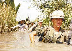 """越战中美军""""老虎部队""""曾滥杀平民"""
