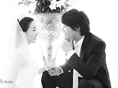 车太贤与初恋女友结婚 Rain等参加婚宴(组图)
