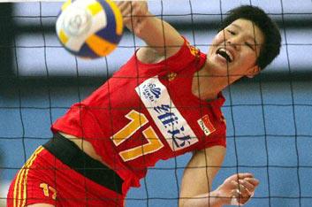 国际女排精英赛北京站:中国队首战3-0轻取荷兰