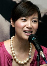 徐静蕾初试啼声首推单曲《梦想照进现实》(图)