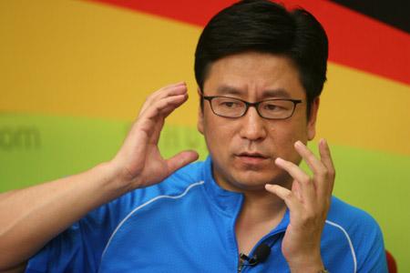 白岩松刘建宏狐侃世界杯 笑谈不会因比赛离婚