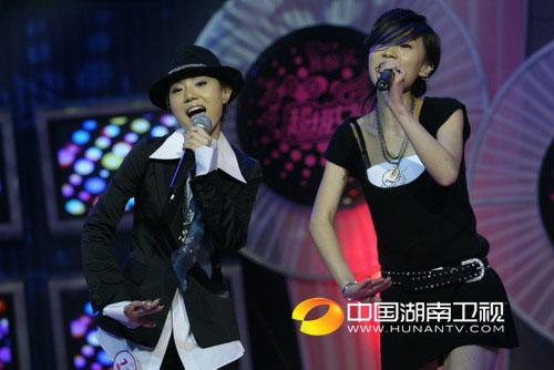 杭州唱区20进10-REBORN组合演唱《姐妹们的聚会》