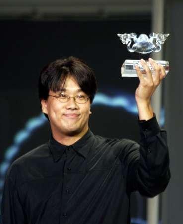 第9届上海电影节亚洲新人奖评委-奉俊昊