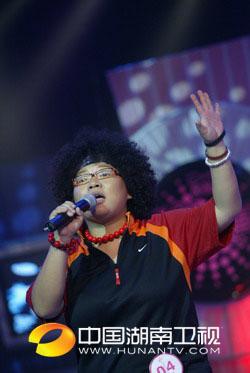 杭州20进10-翟梦演唱《个性女人宣言》