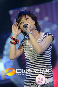 杭州20进10-朱雅琼演唱原创歌曲《过》