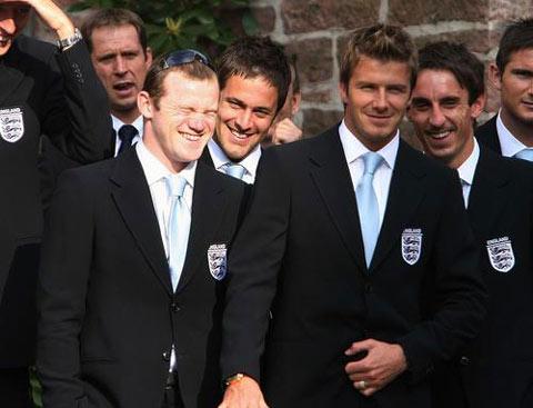 英格兰国家男子足球队