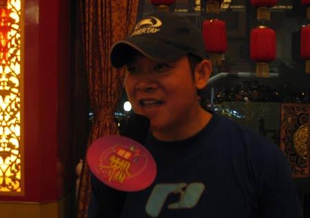 《梦想中国》西安赛区:吴毅将