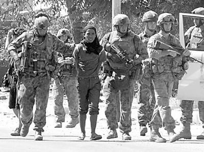 苏西洛否认亲印尼军人与东帝汶骚乱有关(图)