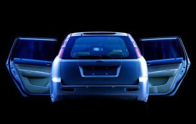 首款Crossover车型奇瑞V5今天上市(图)