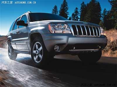 美国也有柴油SUV 吉普将出大切诺基CRD