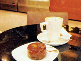 Moccato巧克力咖啡店:大屿山东涌文东路(图)