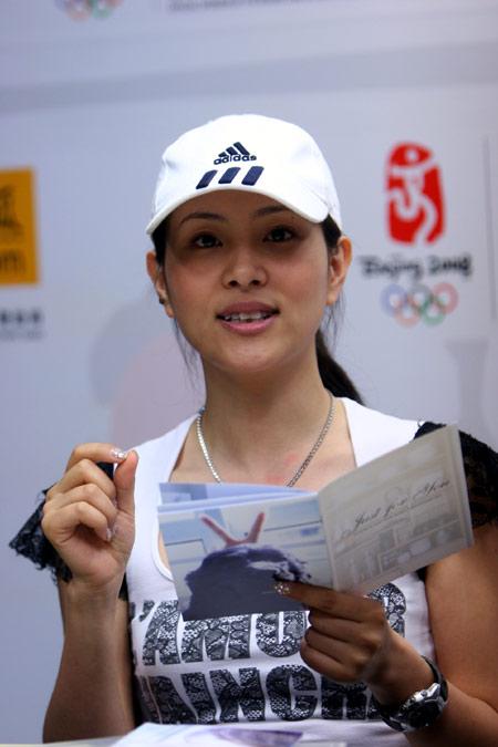 歌手李慧珍直面生育遗憾:我可以领养很多小孩