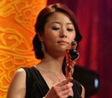 """台湾最受欢迎女演员:林心如src=""""http://photocdn.sohu.com/20060604/Img243551703.jpg"""""""