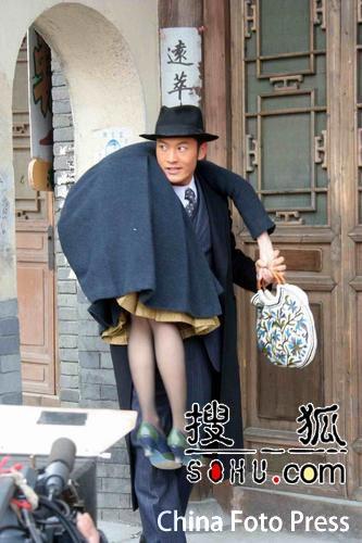 电视剧《新上海滩》精彩剧照1