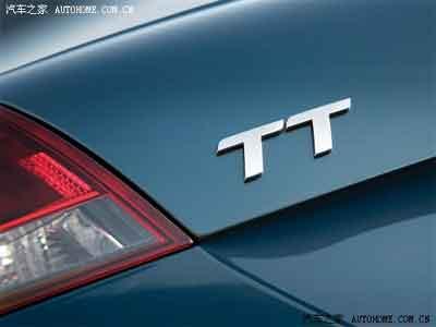 满足车迷需求 新一代奥迪TT写真欣赏(图)