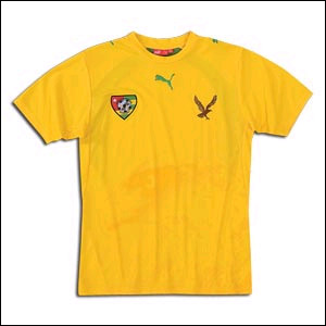 讯息:06世界杯各队比赛新款队服