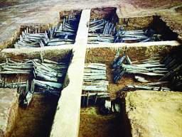 湖南望城发现汉代天子之制墓葬 规格高于马王堆