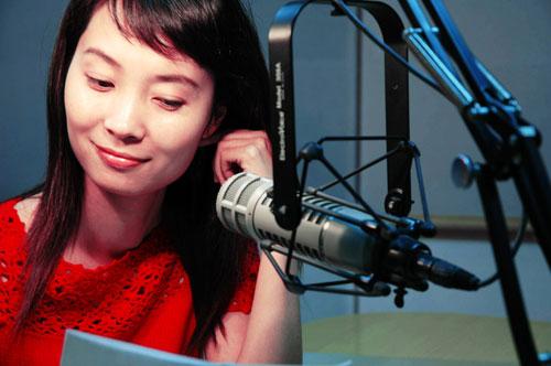中国之声主持人介绍--青音