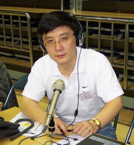 中国之声主持人介绍--梁悦