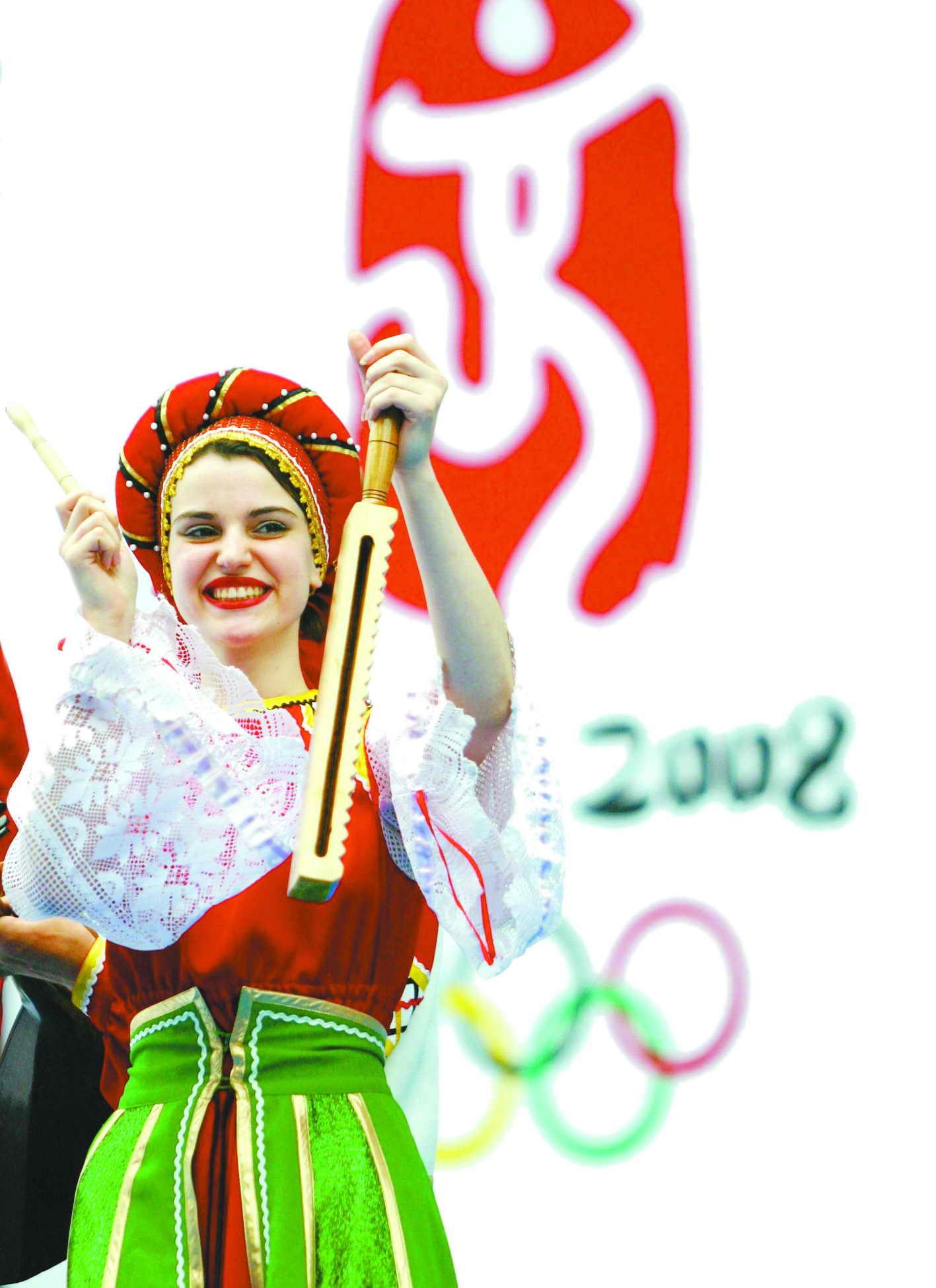奥运会是智力和艺术的结合(图)图片