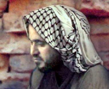 伊拉克临时政府公布的扎卡维照片