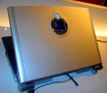 科技时代_双屏笔记本原型展示 电池续航达500小时(图)