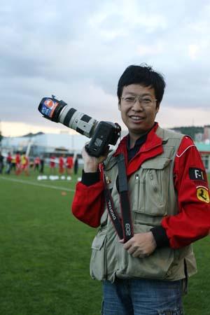 搜狐体育首席记者方肇简介