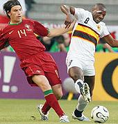 安哥拉0-1葡萄牙