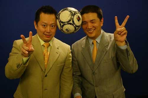 北京电视台新闻中心倾力打造《世界杯 1+1》