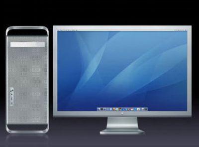苹果的Power Mac G5桌面电脑-苹果8月推MacPro台式机 PowerPC走...