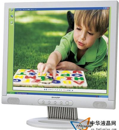 17与19英寸液晶出新品 简约风格LCD