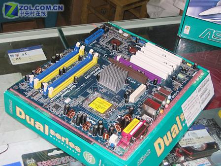 华擎775DUAL-VSTA主板