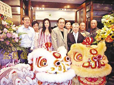王晶将拍亦舒小说三步曲 女演员欲用香港女星