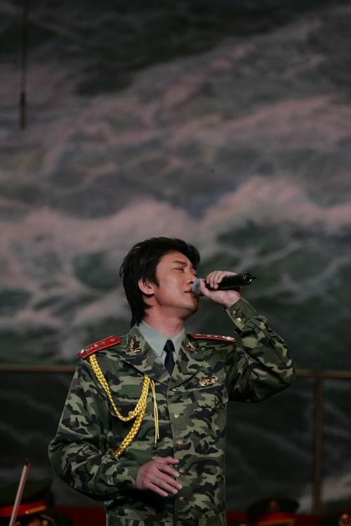 图:《红旗飘飘》演唱会精彩剧照—1