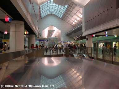 香港地铁兆康站
