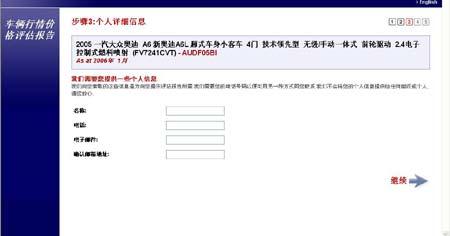 搜狐汽车推出个人车辆行情价值评估报告