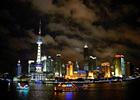 上海外滩景观灯全部就绪