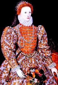 英国女王伊丽莎白一世有私生子 三份文件做旁证
