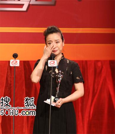 《电视剧风云榜》:最佳女主角争夺成全场焦点