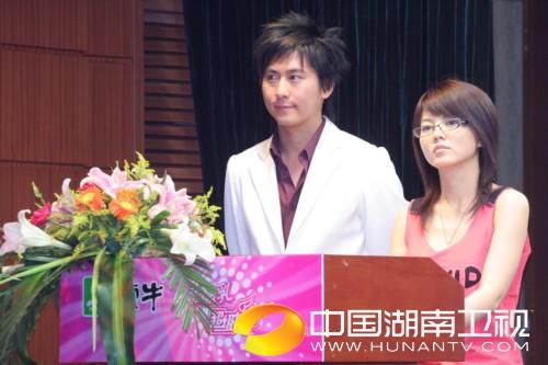 """""""2006快乐中国蒙牛酸酸乳超级女声""""广州启动"""