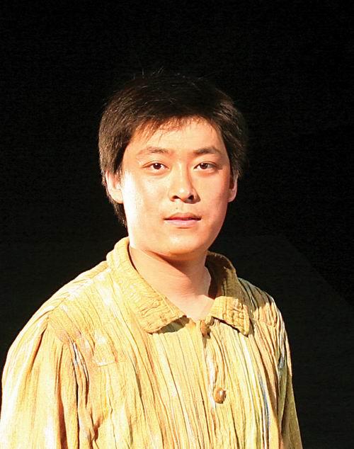 图:话剧《棋盘岭传》演员—孙航
