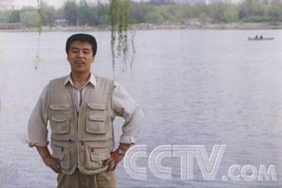 李新 中央电视台