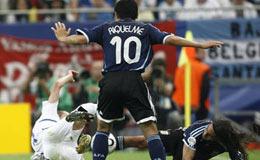 06德国世界杯之星,沙林毒剂,里克尔梅