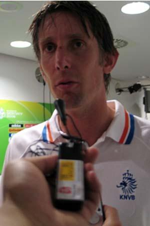 搜狐VS范德萨:范佩西非常出色 阿根廷很难对付