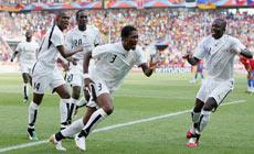 世界杯,2006德国世界杯,吉安,加纳,冷门,土地雷